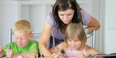 Structuring a Home School Day