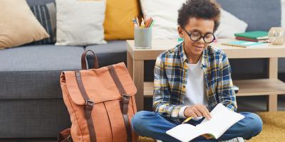 Home schooling – déjà vu