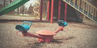 a-seesaw-also-known-as-a-teeter-totter-or-teeter-b-N72MD6E